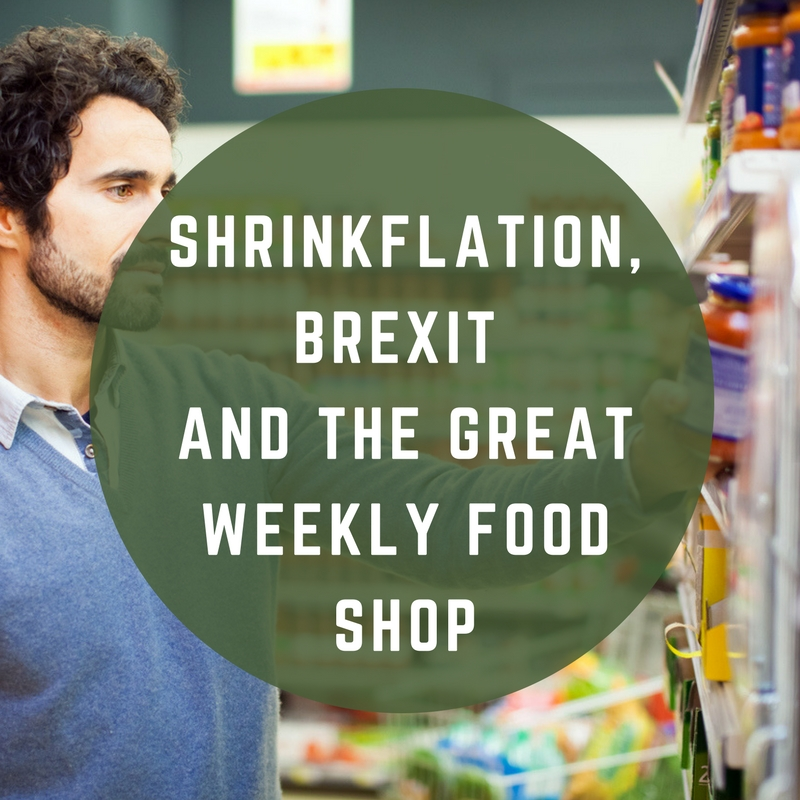 Shrinkflation
