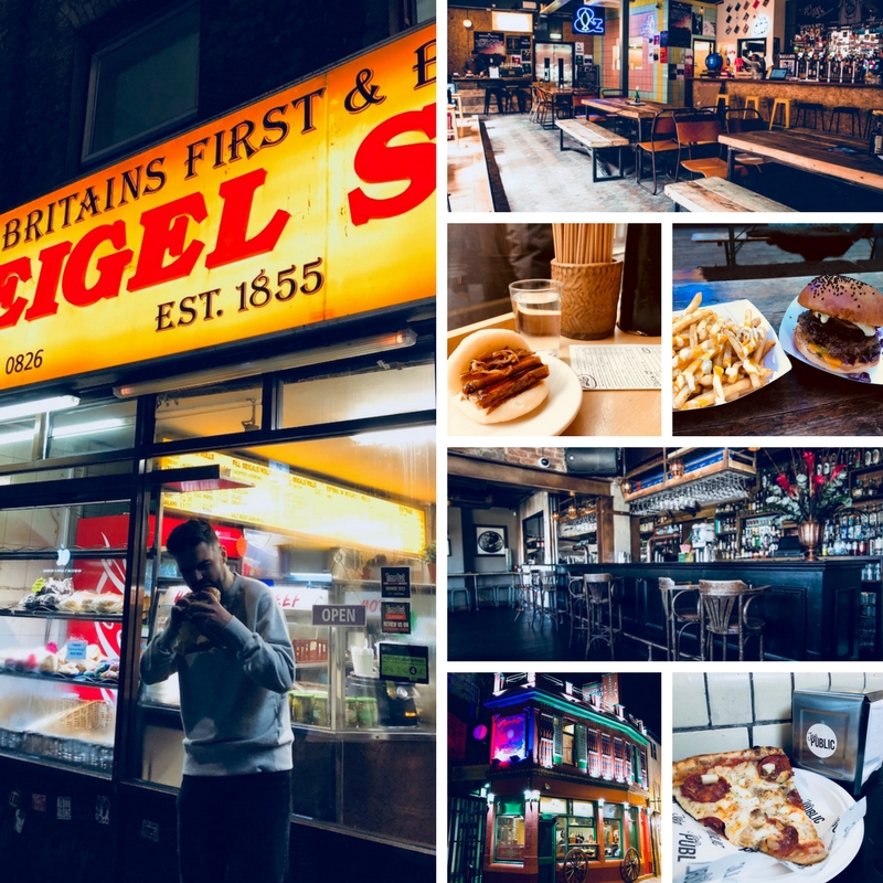 Cheap cool student eats in London and Leeds