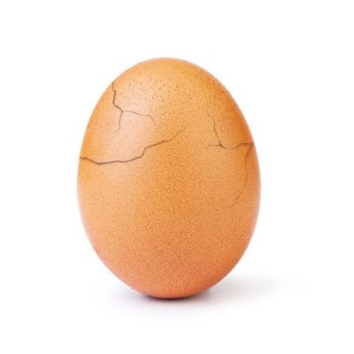 The egg that broke the internet, Lucre PR