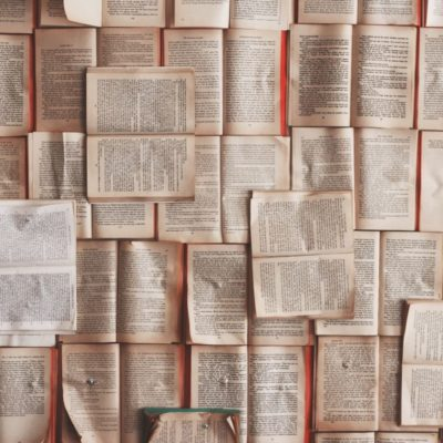 World Book day header image Lucre Group, Unsplash