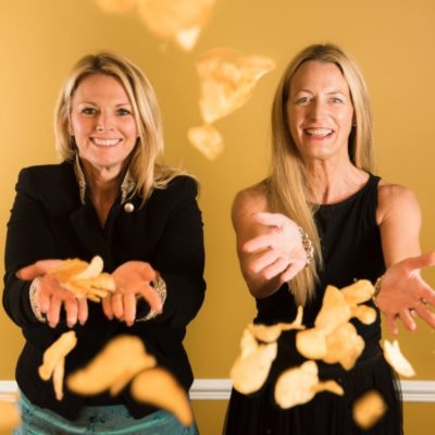 Kettle Foods PR win Tamarind Wilson Flint and Rhona Templer Lucre Group