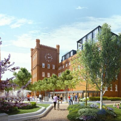 Berkeley Homes - The Horlicks Factory development