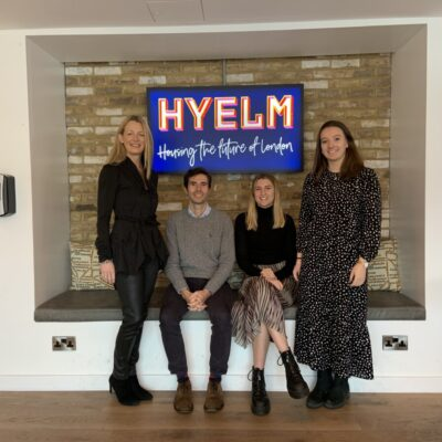 The Lucre Group at the HYELM offices